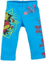 Ed Hardy Little Girls' Toddlers Eternal Love Leggings - 2/