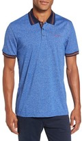 Ted Baker Men's Fore Mouline Golf Polo
