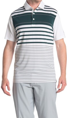 Puma Green Spotlight Golf Polo