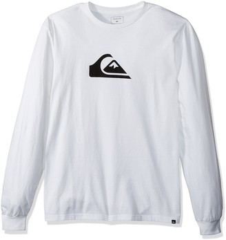 Quiksilver Young Mens Mw Ls T-Shirt
