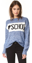 Wildfox Couture School Holiday Sweater