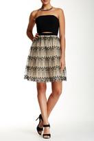 Lipsy Embroidered Cutout Dress