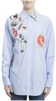 N°21 Multicolor Cotrton Shirt