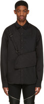 Hood by Air Black Celebutante Shirt
