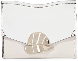 Proenza Schouler Small Leather Chain Shoulder Bag