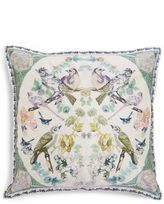 Marks and Spencer Mirrored Birds Embroidered Cushion