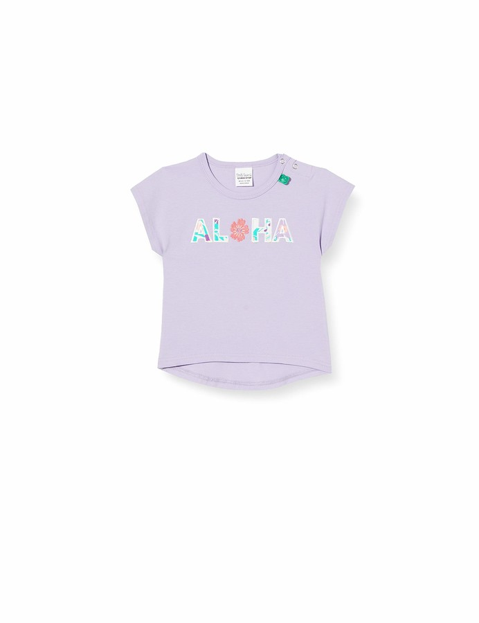 Fred's World by Green Cotton Baby Girls' Aloha T Shirt