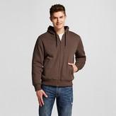 Mossimo Men's Sherpa Fleece Hooded Jacket