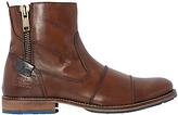 Dune Cackle Toecap Zip Boots