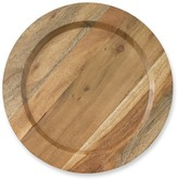 Williams-Sonoma Williams Sonoma Providence Wood Charger