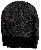 Wildfox Couture Sequined Knit Beanie w/ Tags