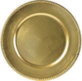Ten Strawberry Street Laquer Round Set Of 6 13In Charger Plates