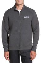 Tommy Bahama Men's Nfl Quiltessential Full Zip Sweatshirt