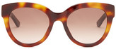 HUGO BOSS Women&s Cat Eye Sunglasses