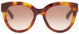 HUGO BOSS Women's Cat Eye Sunglasses
