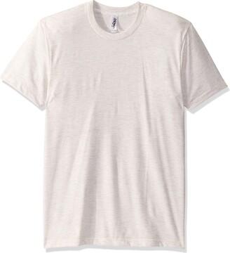 Marky G Apparel Men's Triblend Short-Sleeve Track T-Shirt
