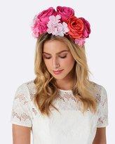 Forever New Marie Oversized Flower Crown
