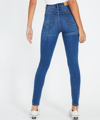 Insight Sami Super High Jeans Moody Blue