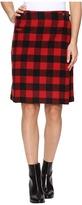 Pendleton Aurora Wrap Skirt