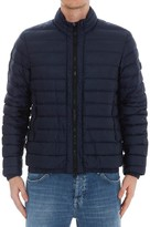 Woolrich Quilted Zip-Up Jacket
