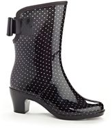 High Heel Rain Boots - ShopStyle