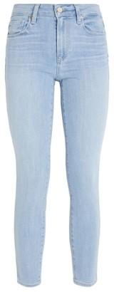 Paige Verdugo Ultra-Skinny Ankle Jeans