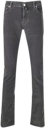 Jacob Cohen Corduroy Long Leg Jeans