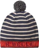 Scotch & Soda Knitted Intarsia Hat