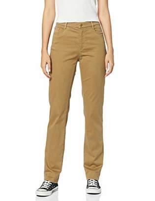 Brax Women's Mary Winter Dream Five Pocket Slim Fit Sportiv Trouser, Grey 9, 12 (Size: )