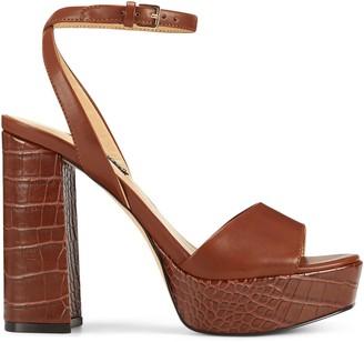 Nine West Platform Sandals - Zenna