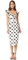 Nicholas N Spot Midi Dress