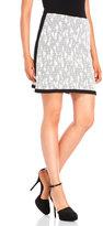 Raoul Mini Bound Skirt