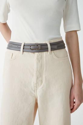 Cos Long Leather Belt