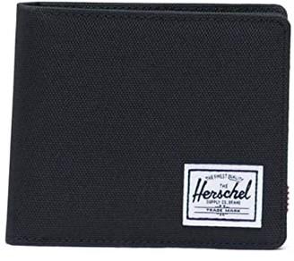 Herschel Roy Coin XL RFID (Black) Wallet Handbags