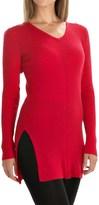 Tahari Rib-Knit Sweater - Merino Wool (For Women)