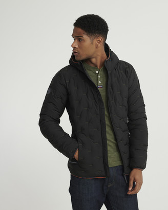 Superdry Woven Quilted Jacket