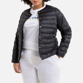 La Redoute Collections Plus Light Quilted Padded Jacket
