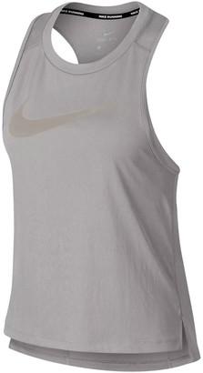 Nike Women's Dry Miler Running Tank Womens AH4849 027