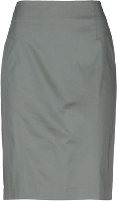 Cappellini by PESERICO Knee length skirts