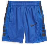 Nike Toddler Boy's Elite Stripe Shorts