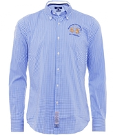Slim Fit Gingham George Shirt
