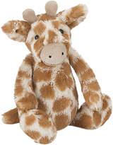 Jellycat Bashful Giraffe Soft Toy, Small, Brown