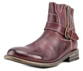 Bed Stu Central Round Toe Leather Boot.