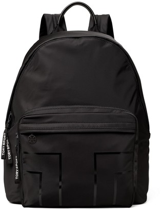 Tory Burch Nylon Graphic-T Backpack