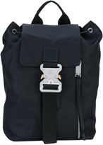 Alyx - buckle detail backpack - unisex - Polyester - One Size