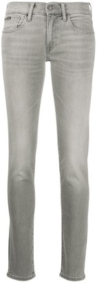 Polo Ralph Lauren low-rise skinny jeans
