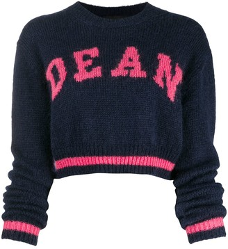 DSQUARED2 Dean crop jumper