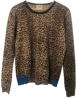 Laurence Dolige Camel Wool Knitwear for Women