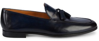 Magnanni Slip-On Leather Loafers