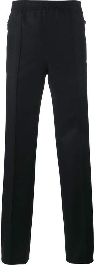 Givenchy raised seam trousers